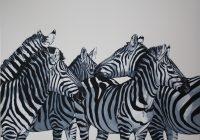 zebrasstand